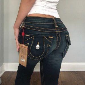True religion becky heritage BGT dark wash jeans28